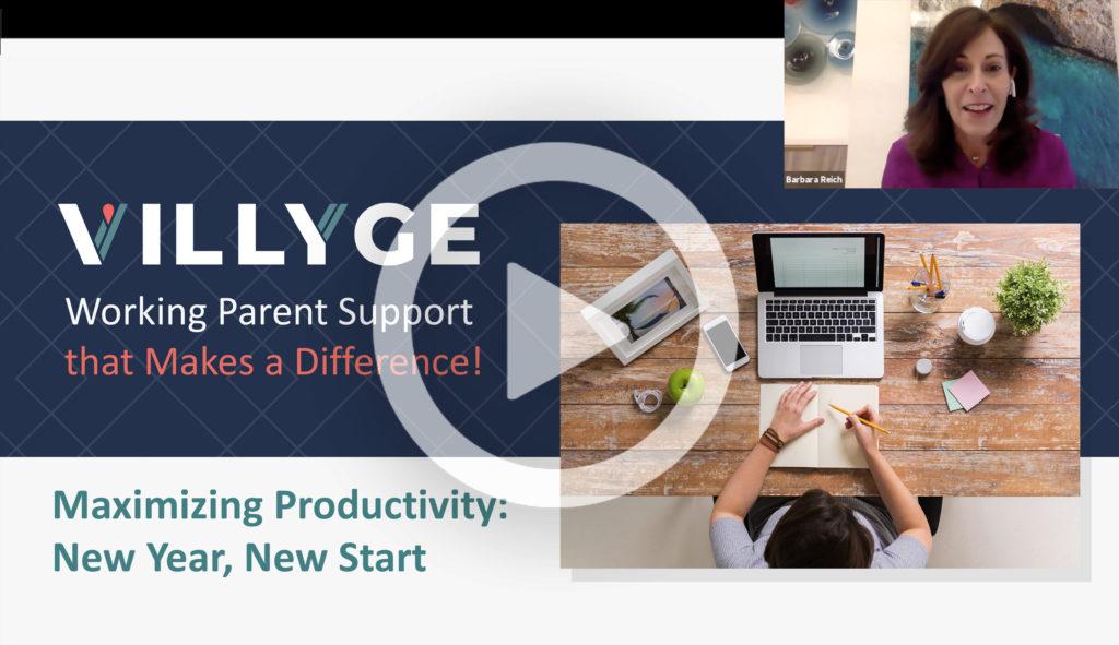 Maximizing Productivity Webinar